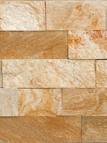 Kamenný obklad Gneis/Rula K3  pásiky 10x7-25cm
