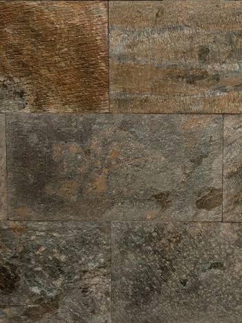 Veľkoformátový obkladový kameň 60x30x1,2cm Bridlica Deoli Green