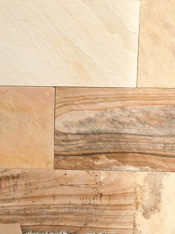 Kamenný obklad 60x30cm Pieskovec WL26 Indian Summer Rustik