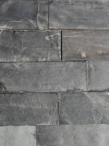 Obkladový kameň Bridlica Jack Black 30x10