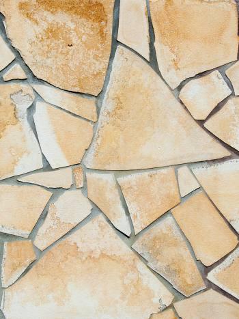Štiepaný kameň Vápenec Jura B7-hrúbka 0,5-0,7cm