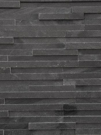kamenny obklad Obkladový kameň Mramor VR Black leštený-panel-60x15