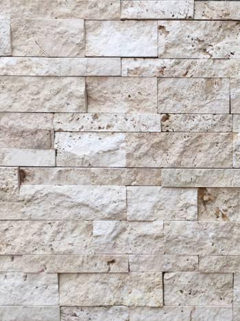 Obkladový kameň Travertín Classic- Z-panel 60x15 cm