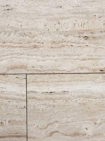 Kamenný obklad Travertín Classic, VC-neplnený, 61x30,5x1,2 cm