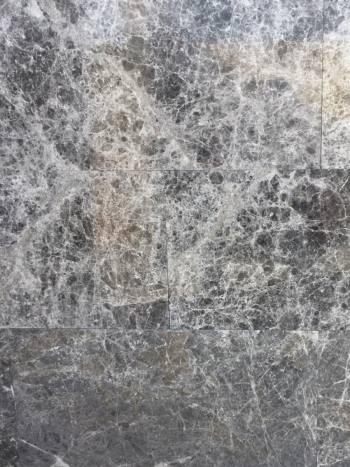 Kamenný obklad/dlažba Mramor Ritali Grey, 60x30x2 cm, leštený